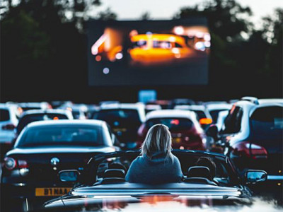 Drive In Film Club image