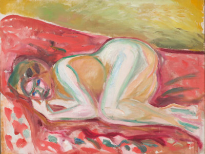 Tracey Emin / Edvard Munch - The Loneliness of the Soul image