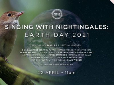 Singing With Nightingales: Earth Day 2021 image