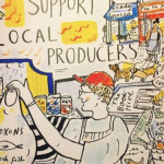 Quality local producers nourish the north London community picture