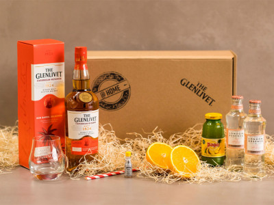 Free The Glenlivet cocktail kits picture