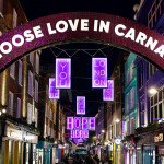 Carnaby Christmas Light Installation picture