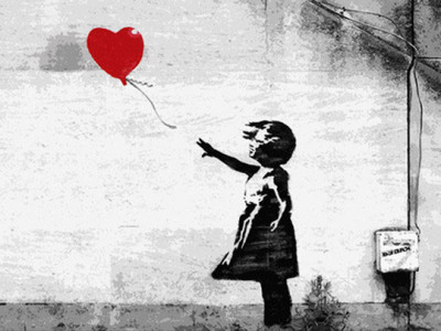 Head to Seven Dials for your Banksy fix picture