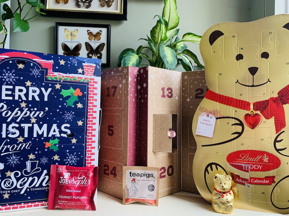 THREE OF OUR FAVOURITE ADVENT CALENDARS TO GET YOUR HANDS ON THIS WEEK image
